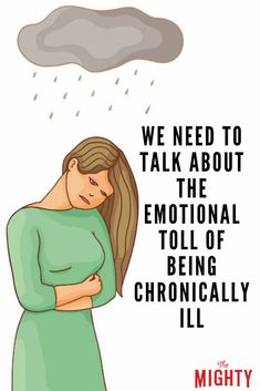How Being Chronically Ill Negatively Impacts Your Mental Health | The Mighty