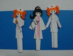 Versão médica e enfermeira