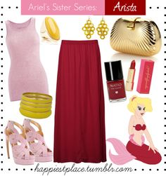 """""""Arista"""" by disneyinspired ❤ liked on Polyvore"""