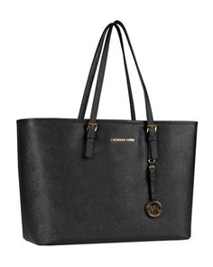Michael Kors  Jet Set Macbook Travel Tote. - I need this in my life!