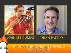 From niche idea to four figure days with Dean Patino
