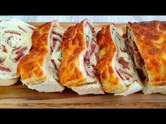 Chipotle Rice, Pepperoni Bread, Egg Hacks, Bread Recipes, Cooking Recipes, Bun Recipe, Bread And Pastries, Bread Rolls, C'est Bon