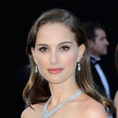 Natalie Portman's Makeup at 2012 Academy Awards   My Thirty Spot