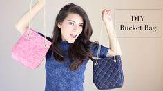DIY - BUCKET BAG | Fashion Riot