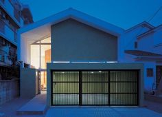 SHIMANAMI | Works | acaa | 建築研究所