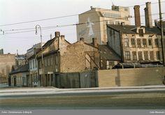bebyggelse, bolighus, fabrikkbygninger, Holters lysfabrikk