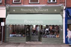 Get the 5 o'clock fix at Pinnochios - a popular, local Italian restaurant in the heart of Norwich