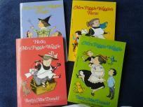 Mrs. Piggle-Wiggle books,  Free shipping!