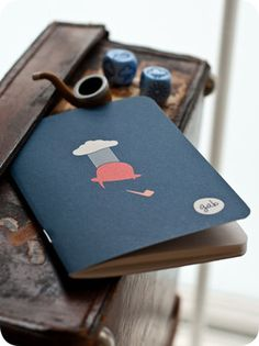 Shop for notebook on Etsy, the place to express your creativity through the buying and selling of handmade and vintage goods. Vintage Marketplace, London, Happy Birthday Cards, Diy Organization, Apple Tv, Paper Goods, Gift Tags, Sunglasses Case, Notebook