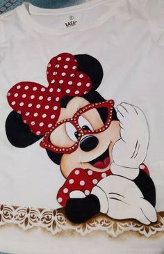 Minnie Mouse Toys, C2c, Fabric Painting, Disney Characters, Fictional Characters, Diy And Crafts, Blanket, Princess, Inspiration