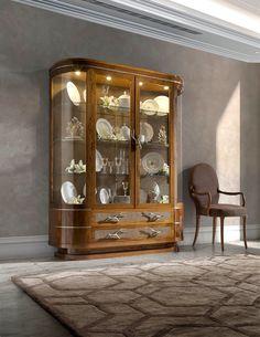 Home Building Design, Home Room Design, Dining Room Design, Interior Design Kitchen, Luxury Home Furniture, Home Decor Furniture, Dining Furniture, Furniture Design, Glass Kitchen Cabinets