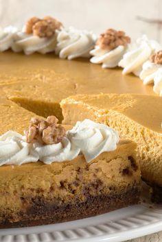 ... on Pinterest | Cheesecake Recipes, Cheesecake and Pumpkin Cheesecake