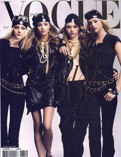 Vogue Paris Septembre 2006