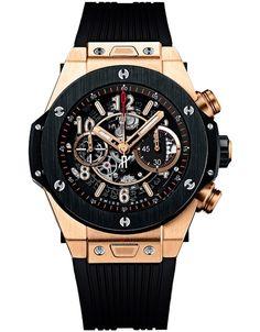 Watchmaster.com - Hublot Big Bang Unico Chronograph 411.OM.1180.RX
