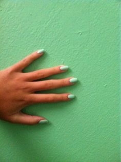 A vibrant sea foam green... This would bring such life to the large room!