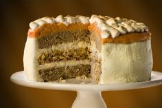 All the best foods of Thanksgiving in a cake!