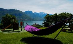 Inter-Hotel Beauregard in Sévrier, France #hotel #lakeannecy #chill