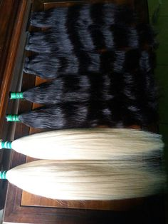 Wholesale Virgin Indian Hair by our company adds instant volume to your hair.