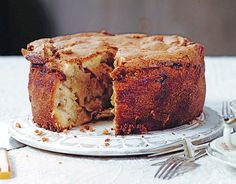 GRANDMAS APPLE CAKE - healthy recipes & list of dishes and heart healthy recipes