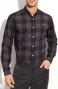 Fred Perry Gingham