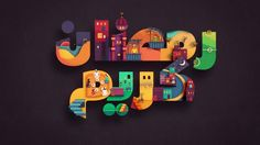 For the month of Ramadan, Saudi Arabian children's channel Ajial broadcast a holiday programme. Our task was to create an identity for this special programming. Our Ramadan 2014 packaging won 1st Prize for Best 2D/3D animation at the 16th International Eyes & Ears Awards: http://trqu.se/10rlGtE