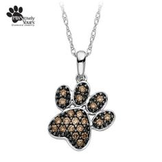 1/5 ct. tw. cocoa diamond® Paw Pendant in 10K White Gold Fred Meyer Jewelers. $299.00. Save 50%!