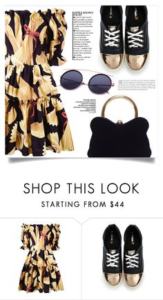 """""""Monday"""" by dolly-valkyrie ❤ liked on Polyvore featuring Dolce&Gabbana and Miu Miu"""