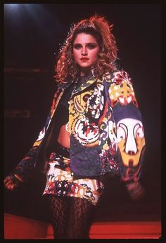 madonna virgin tour   The Virgin Tour   Madonna   Pinterest