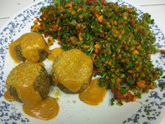 Big Raw & Vegan Blog Living Food Goodness Green Leafy Vegetables: Raw Vegan Neatballs and Puttanesca Sauce