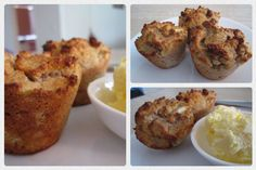 Apple/Banana Muffins