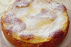 Schwedischer Birnenkuchen 1