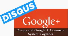 Disqus and Google+ comments together