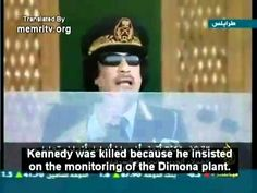 MUST SEE - The Truth about the Kennedy Assassination _ Obama Told by Gadaffi - YouTube.mp4