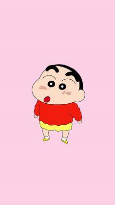 New Shinchan Wallpapers Sinchan Wallpaper, Funny Phone Wallpaper, Cartoon Wallpaper Iphone, Disney Phone Wallpaper, Cute Cartoon Wallpapers, Kawaii Wallpaper, Cute Wallpaper Backgrounds, Sinchan Cartoon, Doraemon Cartoon