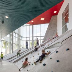 Ku.Be House of Culture and Movement by ADEPT | ADEPT | Archinect