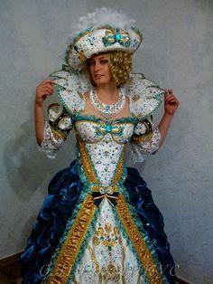 воротник для карнавального костюма, мк, воротник для пышного платья,женское платье с воротником, костюм императрицы с воротником, мастер класс, шить.карнавальный костюм, Новый год, театральный костюм для женщины, своими руками, исторические костюмы, пышные платья