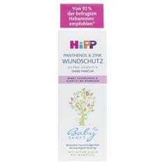 Hipp Babysanft Wundschutz Panthenol & Zinc Diaper Cream 75ml 2.53 fl oz
