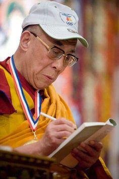 H H Dalai Lamma