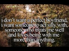 Describes him perfectly (: