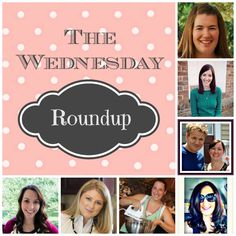 The Wednesday Roundup (#67) is a weekly link party where you can link up craft, diy, recipe, and informational posts!