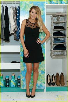 Lauren Conrad: Downy's #ClosetLoveAffair Pinterest Sweepstakes Kick Off! | lauren conrad downy pinterest 02 - Photo
