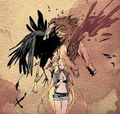 Bishamon | Noragami | Anime & Manga