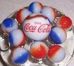 *COCA-COLA ~ marbles