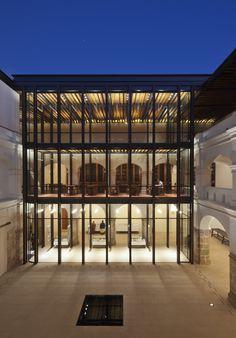 Centro Académico y Cultural San Pablo / Taller de Arquitectura Mauricio Rocha + Gabriela Carrillo