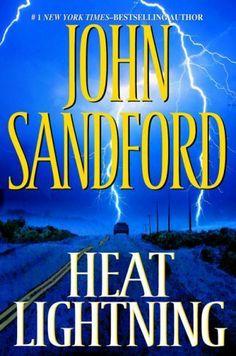 Heat Lightning by John Sandford.