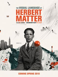 Cristiana Cruceiro - Herbert Matter Documentary Film