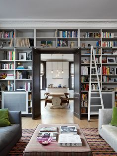 Looking for some inspiration for your living room shelves? These ideas will help you design the perfect storage to fit into your space, whatever its shape or size. Some of the twelve ideas include: Keeping everything behind closed doors Reverse the idea of chimney alcoves Frame a window Make the most of recessed shelving Go …