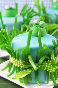 Il pleut, il mouille, c'est la fête à la grenouille! | Mme Carrée | Canal Vie