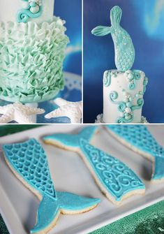 Trend Alert: Fin tastic Mermaid Parties!