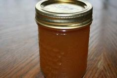 Homemade cough syrup.  Be sure to read all the comments following the blog!
